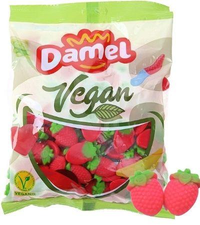 Fresas de chuche veganas comprar