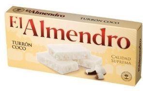 Turron coco El Almendro