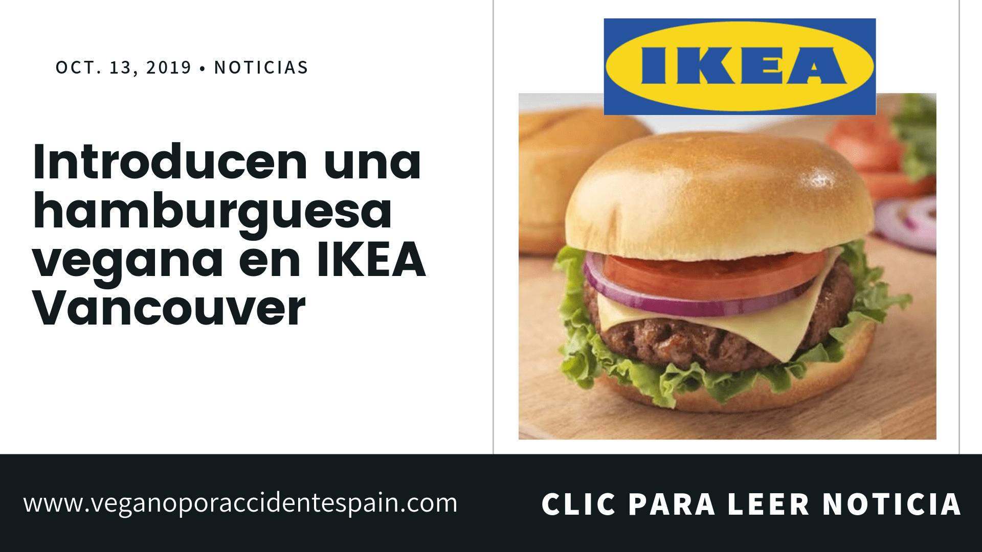 nueva cheeseburger en ikea