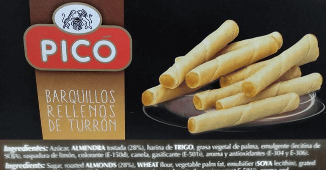 Neulas veganas Picó