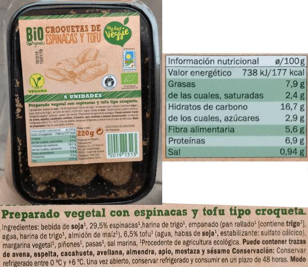 Alimentos veganos Lidl