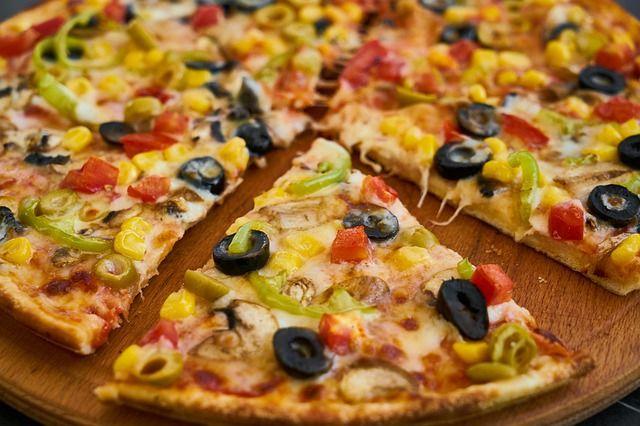 Telepizza queso vegano
