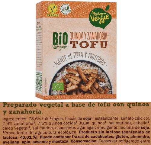 Carne vegetal Lidl