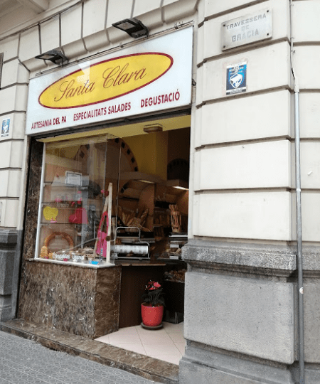 Pastelería vegana Barcelona