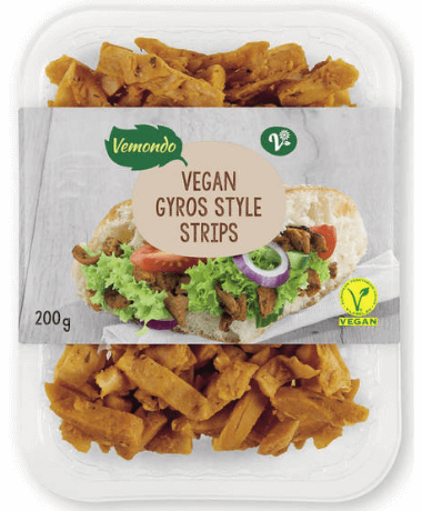 Carne vegana Lidl