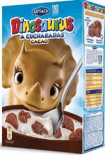 Galletas Dinosaurios veganas