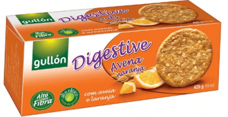Digestive veganas Gullón