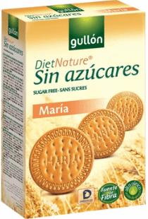 Galletas María veganas