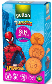 Galletas sin gluten veganas Carrefour