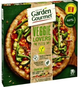 Pizza vegana Garden Gourmet