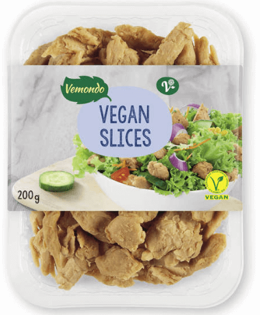 Pollo vegano Lidl