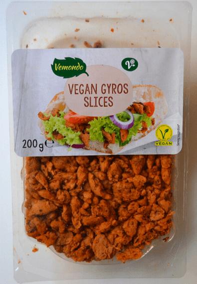 Vegan Gyros Slices Lidl