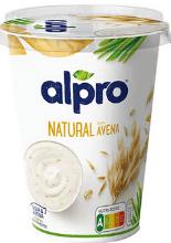 Yogur vegetal Carrefour