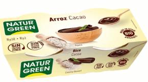 Natillas de chocolate veganas Carrefour
