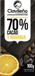 Chocolate sin lactosa y sin azucar Carrefour
