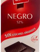 Chocolate sin azúcar vegano Lidl