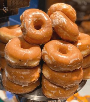 Donuts veganos Barcelona