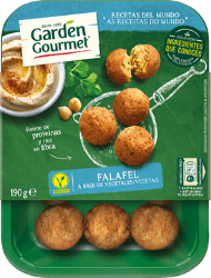 Falafel vegano Carrefour