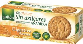 Galletas veganas sin azúcar Carrefour