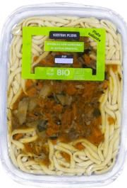 Noodles veganos Carrefour
