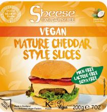 Queso vegano Carrefour