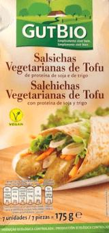 Salchichas veganas Aldi