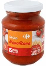 Salsa napolitana Carrefour