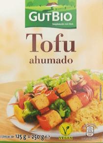 Tofu ahumado Aldi
