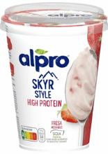 Yogur skyr Alpro fresa
