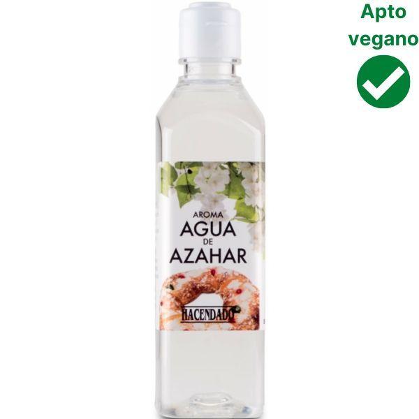 Agua de azahar Mercadona