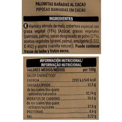 Bombitas de chocolate Mercadona (Hacendado)