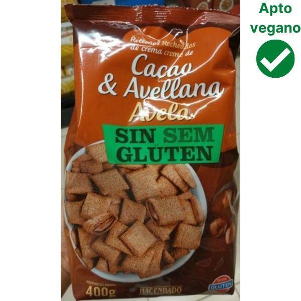Cereales sin gluten veganos Mercadona