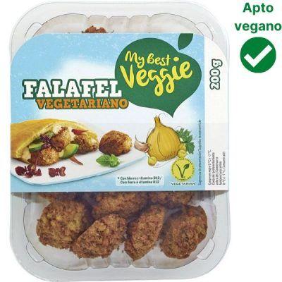 Falafel Lidl vegano