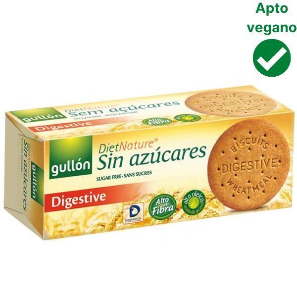 Galletas Digestive veganas Gullón