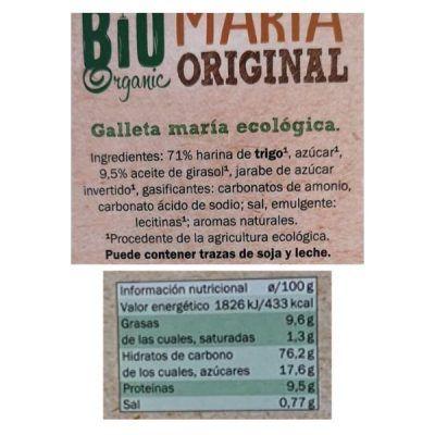 Galletas Maria veganas Lidl (Sondey)