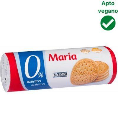 Galletas Maria sin azucar Mercadona veganas