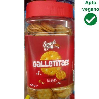 Galletitas saladas Lidl