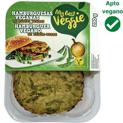 Hamburguesas veganas Lidl