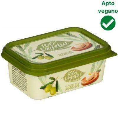 Margarina 100% vegetal Mercadona vegana