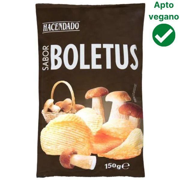 Patatas boletus Mercadona
