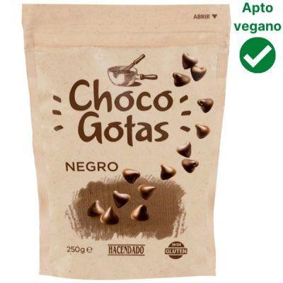 Pepitas chocolate Mercadona veganas