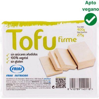 Tofu Frias Mercadona