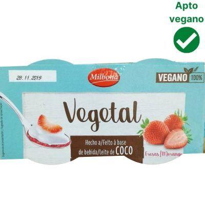 Yogures veganos Lidl