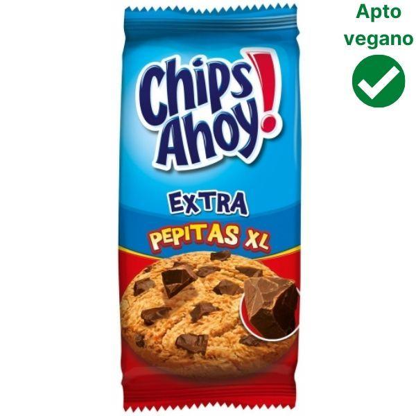 Chips Ahoy pepitas XL veganas