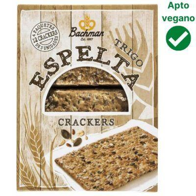 Crackers Mercadona