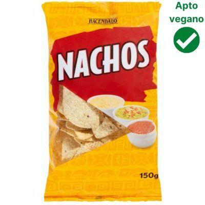 Nachos veganos Mercadona