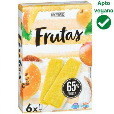 Polo de fruta Mercadona