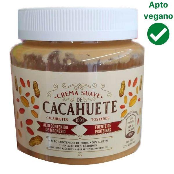 Crema cacahuetes Aldi