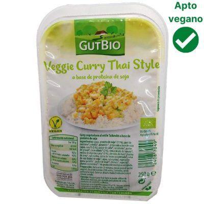 Curry vegano Aldi