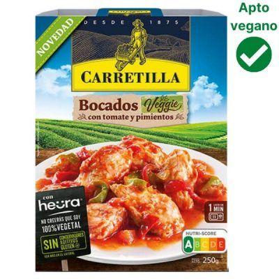 Heura Carretilla vegano